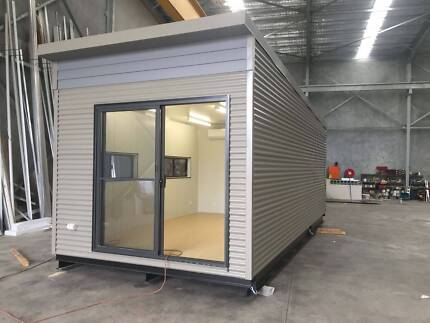 Panelup Modular portable buildings and site sheds