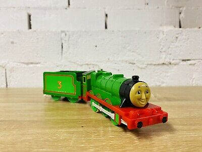 Henry - Thomas & Friends Trackmaster Motorised Tomy Trains BIGGEST THOMAS STORE