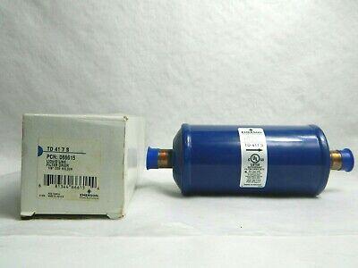 Emerson Td-417s Liquid Line Refrigerant Filter Drier 78 Odf Solder Pcn 066615