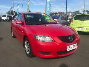 2006 mazda 3 neo 4 door sedan Bundaberg West Bundaberg City Preview