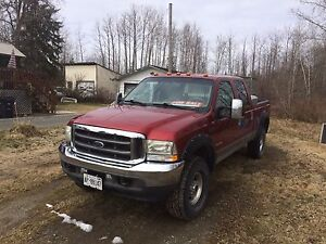 2003  ford  turbo Diesel
