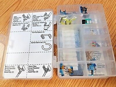 New Tektronix 020-2636-02 Differential Probe Accessory Kit For P7313 Probes