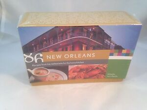 86 Recipes New Orleans Recipe Cards From Top Restaurants