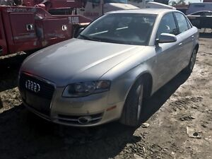 2006 Audi A4 2.0 turbo manual fwd
