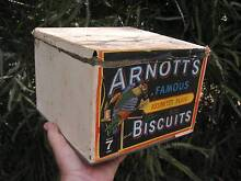 Arnotts biscuit tin Lyndoch Barossa Area Preview