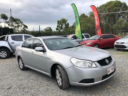 2008 Holden Epica Sedan/ Auto/ Diesel/ Rego/ Rwc Loganlea Logan Area Preview