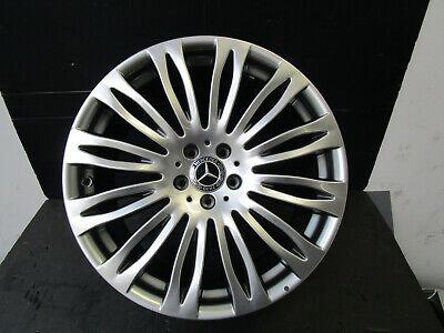 1x Original Mercedes S Klasse W222 Alufelge 20 Zoll A2224011802 R339