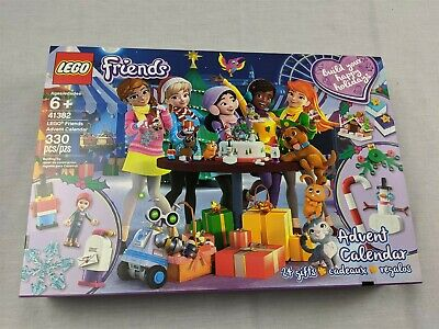 LEGO Friends Advent Calendar (41382) SEALED 330 pieces 2019 retired