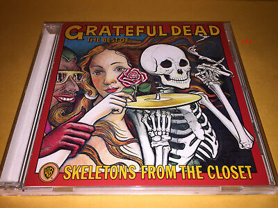 BEST Of GRATEFUL DEAD Hits CD Golden Road SUGAR MAGNOLIA Rosemary CASEY JONEScd  - $11.99