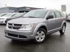 2016 Dodge Journey CVPSE Plus