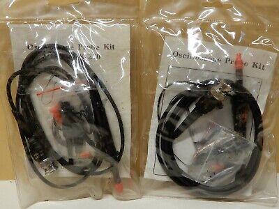 Oscilloscope Probes 2 Ak-220 X1x10 Plus 100mhz Probe Shown