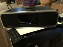 iHome ID91 Dual Alarm Clock Radio for iPod iPhone & iPad With Remote