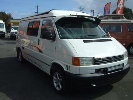 2000 Volkswagon Transporter Discoverer Diesel Campervan