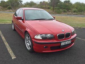 2000 320i auto e46 long rego to 16/11/17 Batemans Bay Eurobodalla Area Preview