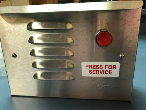 ESCO Speakerbox with Call Button SPK-1003