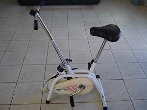 Fitness bike with adjustable speeds in good condition Mortdale Hurstville Area Preview