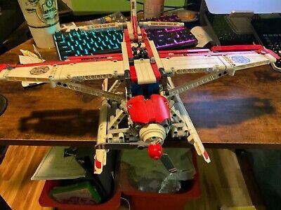 lego technic fire plane set 42040