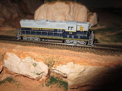 Joe's N-Scale Trains