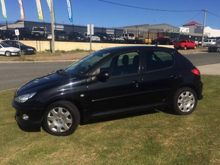 2006 Peugeot 206 Hatchback Wangara Wanneroo Area Preview