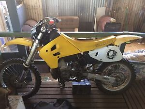 Rmx250 Great Western Northern Grampians Preview