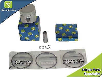 New Kubota D750 Kit Piston Rings .5