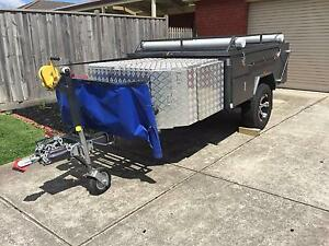 Ezytrail Camper Trailer Hamlyn Heights Geelong City Preview