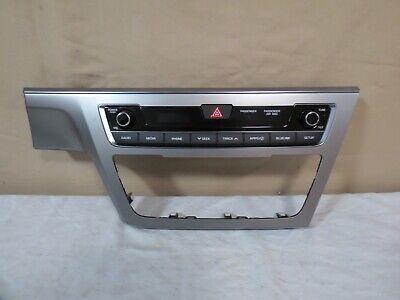 ✅ 15-17 Hyundai Sonata Instrument Information Radio Clock Display Dash Panel (Hold Glasses On Face)