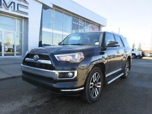 2015 Toyota 4Runner SR5-4X4, SUNROOF & RAILS, 3M, HITCH & TINT