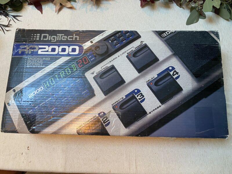 DigiTech RP2000 - BRAND NEW IN BOX