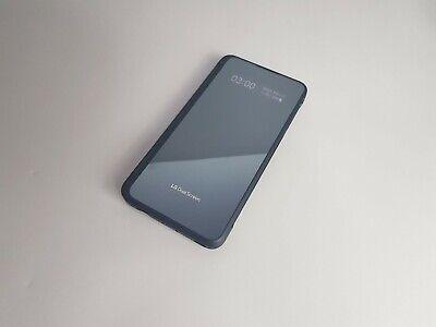 LG V50S ThinQ 5G - 256GB - Black + Dual Screen LM-V510N (5G) Excellent Condition
