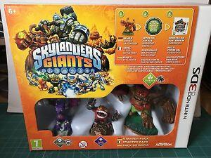 skylanders-starter-pack-edicion-de-inicio-3ds-Nuevo-precintado