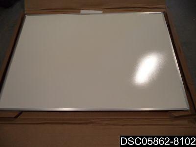 Mead Dry Erase Board 48 X 36 Aluminum Frame 85357n