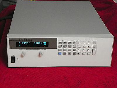 Agilent Hp 6813a Ac Power Sourceanalyzer1750va300v13apre 6813b