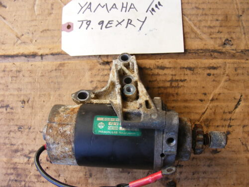 Yamaha T9.9EXRY 9.9HP 1991-2006 Starting Motor Assembly 6G8-81800-11-00