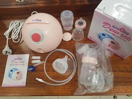 NEW Spectra DEW 350 Double Electric Breast Pump