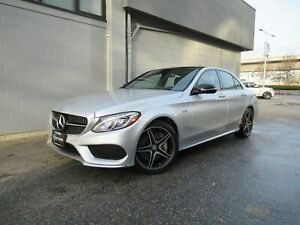 2016 Mercedes Benz C-Class C450 AMG! LOADED! Easy Approvals!
