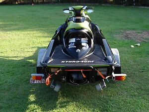 2006 RXT 215hp supercharger seadoo