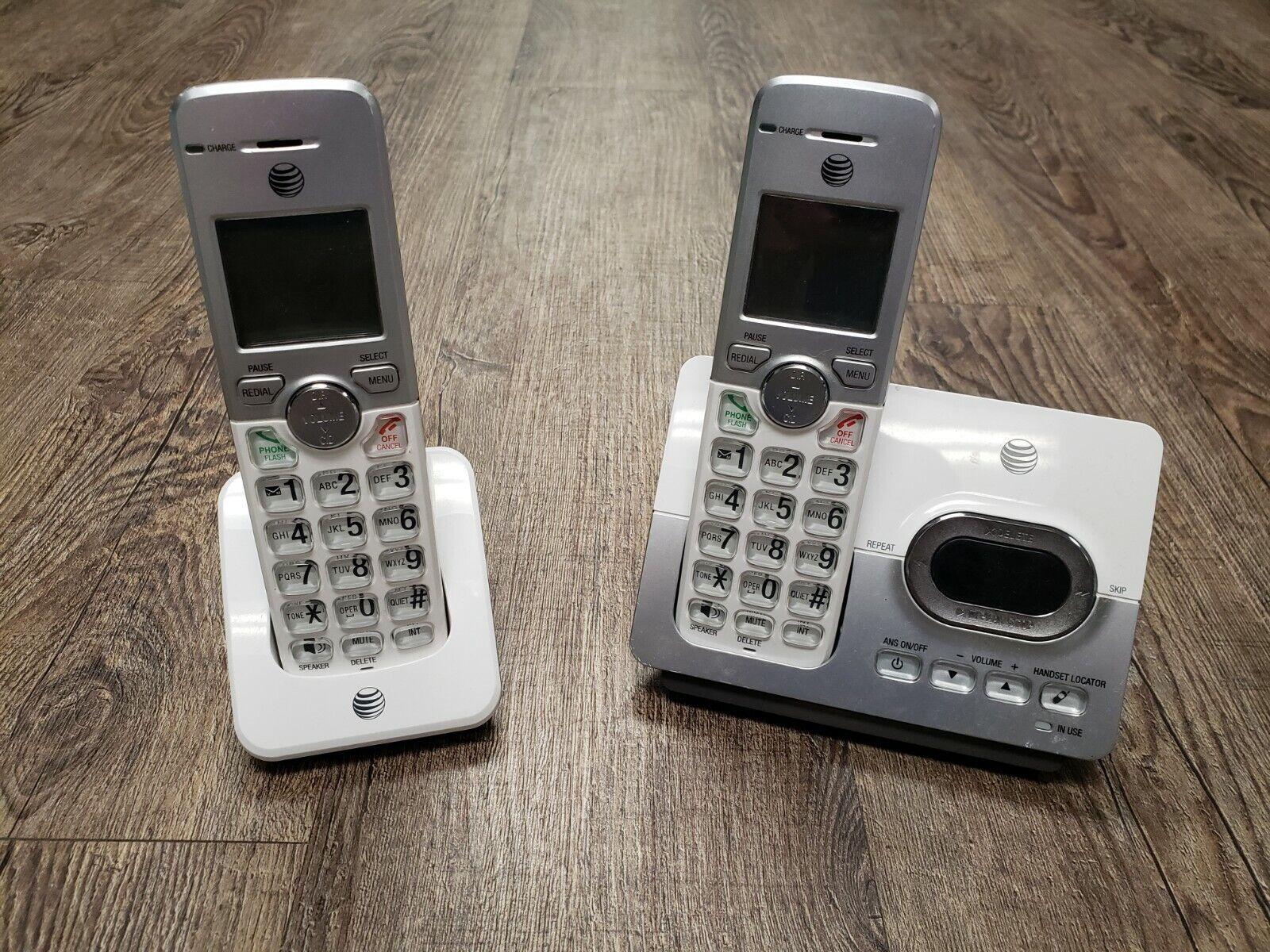 ATT Home Phone Cordless Wireless Answering Machine Handset B