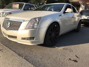 Cadillac cts 2008 EXTRA CLEAN *FINANCEMENT DISPO*