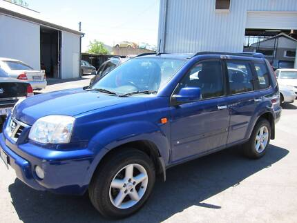 2003 Nissan T30 X-Trail ST 4x4 Wagon -  Manual Fyshwick South Canberra Preview