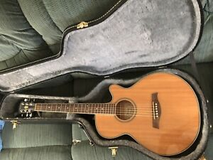 Ibanez acoustic electric guitar 350 obo