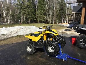2009 Can Am Ds 90