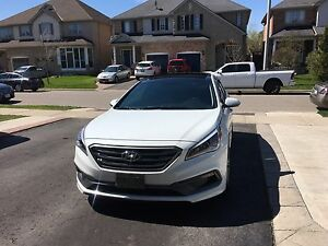 2016 Sonata Fully Loaded! Top of the line!