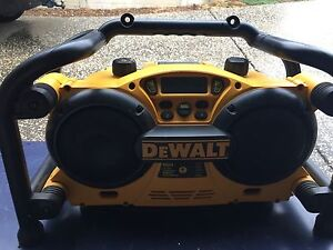 Dewalt DC011 worksite radio charger (North American plug ins) Chermside West Brisbane North East Preview