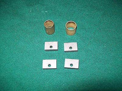 Ih Farmall C60 Cub Low Lo Boy Delco Starter Repair Kit 6 Volt V Brushes Bushings