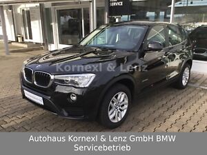 BMW X3 xDrive20d Head Up Navi Xenon Sportsitze