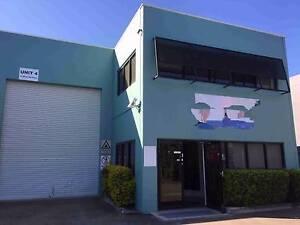 Office+warehouse for rental Morningside Brisbane South East Preview