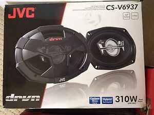 JVC 6x9 3 way speakers brand new East Maitland Maitland Area Preview