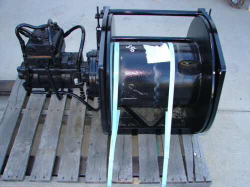 *NEW* Braden Gearmatic Paccar PD15B  2-Speed Hydraulic Winch  15,000 lbs