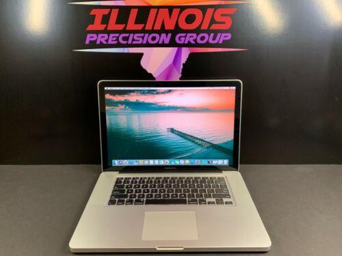 Apple Macbook Pro 15 * Pre-retina * 3 Year Warranty * Intel * 8gb Ram 500gb *